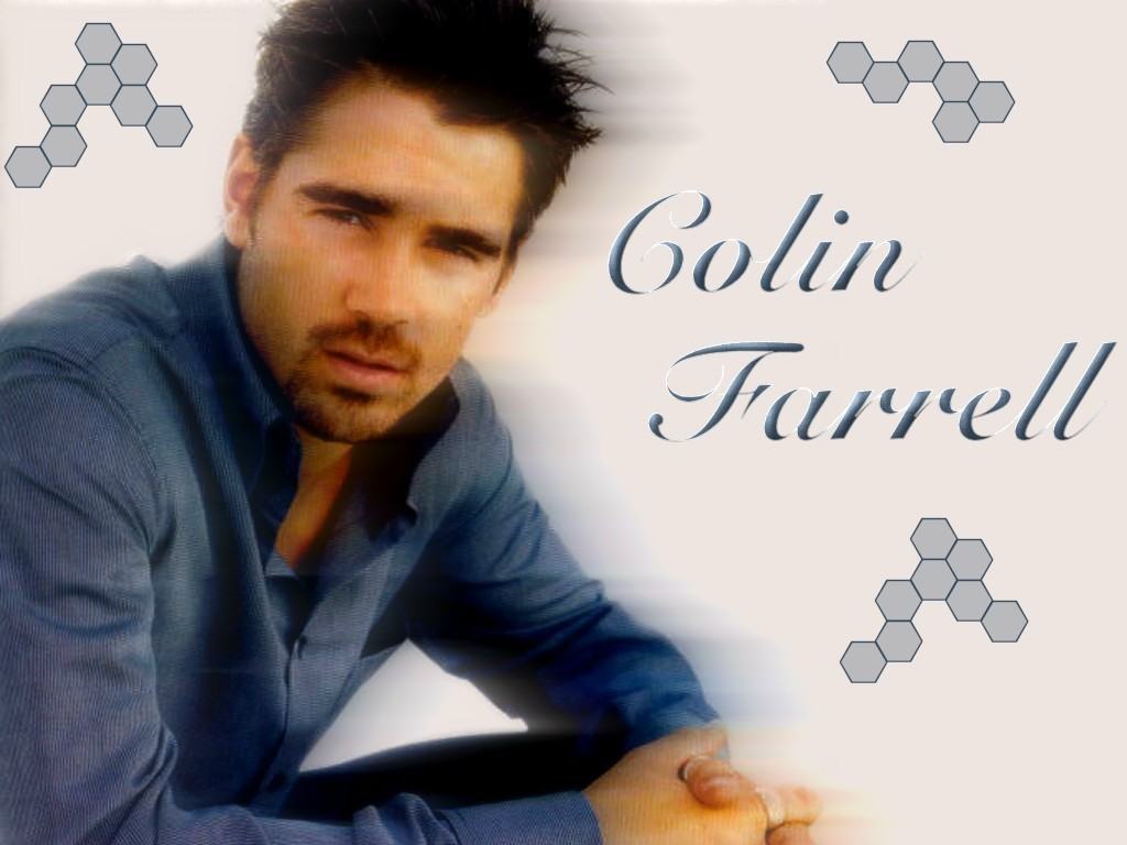 Colin Sexy Wallpaper   Colin Farrell Wallpaper 9829411 1024x768