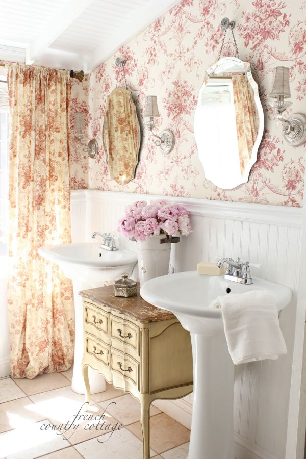 French Country Style English Traditions Blog 600x900
