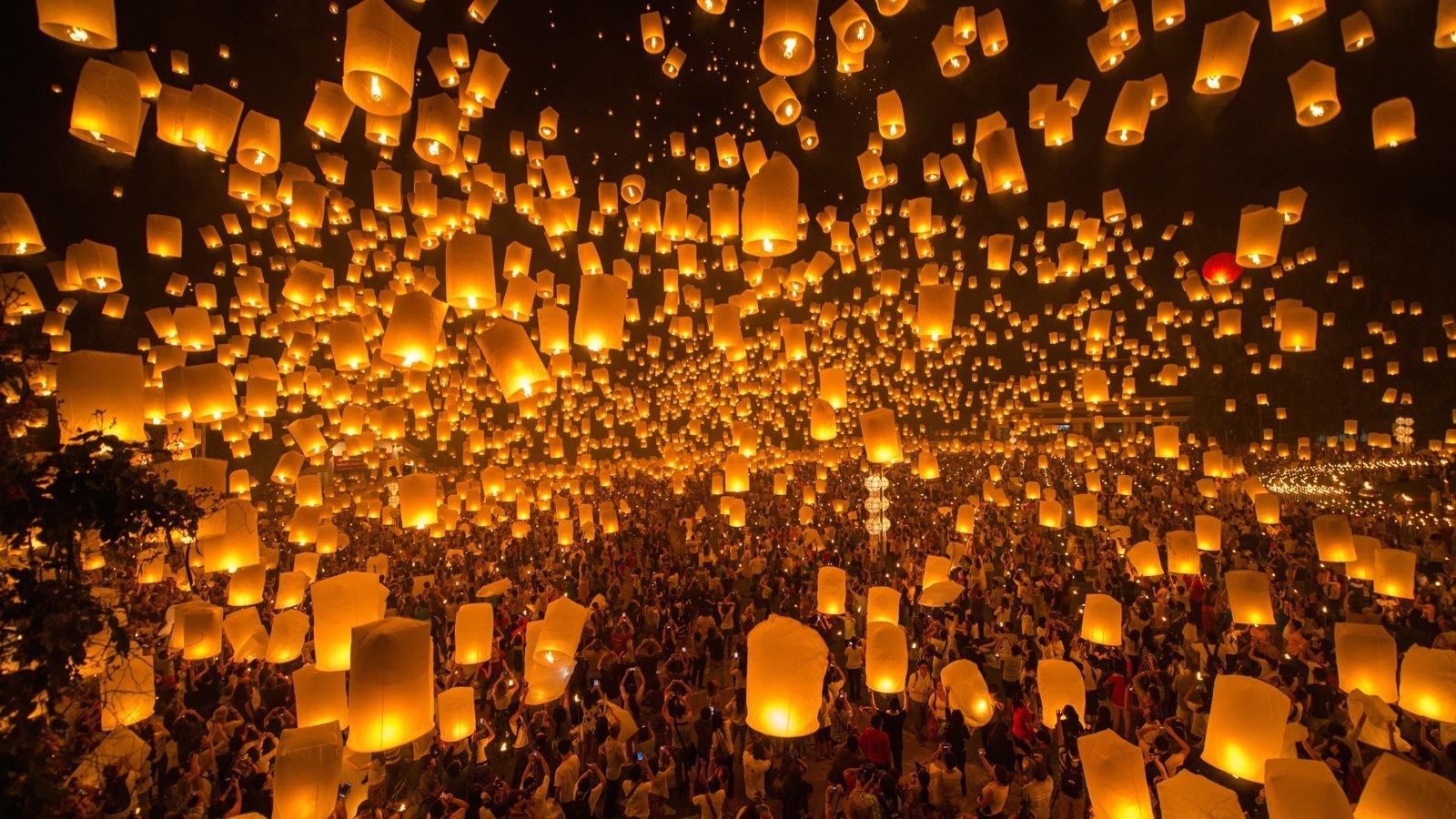 Lantern Festival HD Wallpapers 2 1600x900