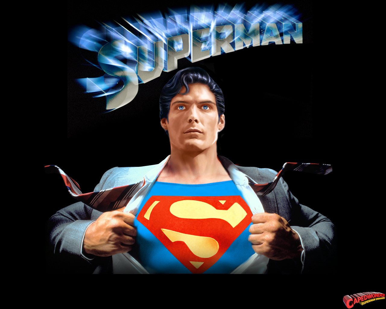 Superman The Movie images Superman HD wallpaper and background 1280x1024