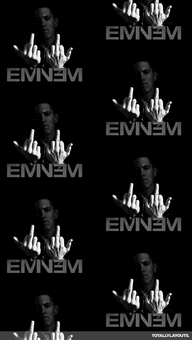 Eminem Mmlp2 iPhone Wallpaper   Iconic Wallpapers 640x1136