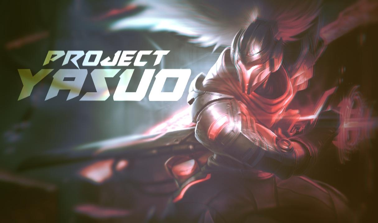 Project Yasuo Wallpaper - WallpaperSafari