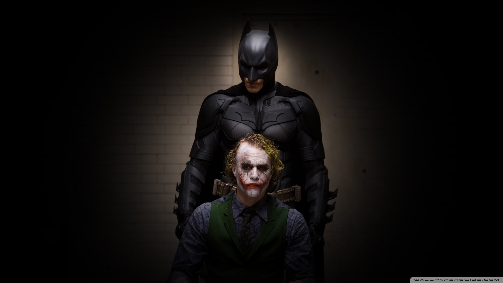 Download Batman And Joker Wallpaper 1920x1080 Wallpoper 1920x1080