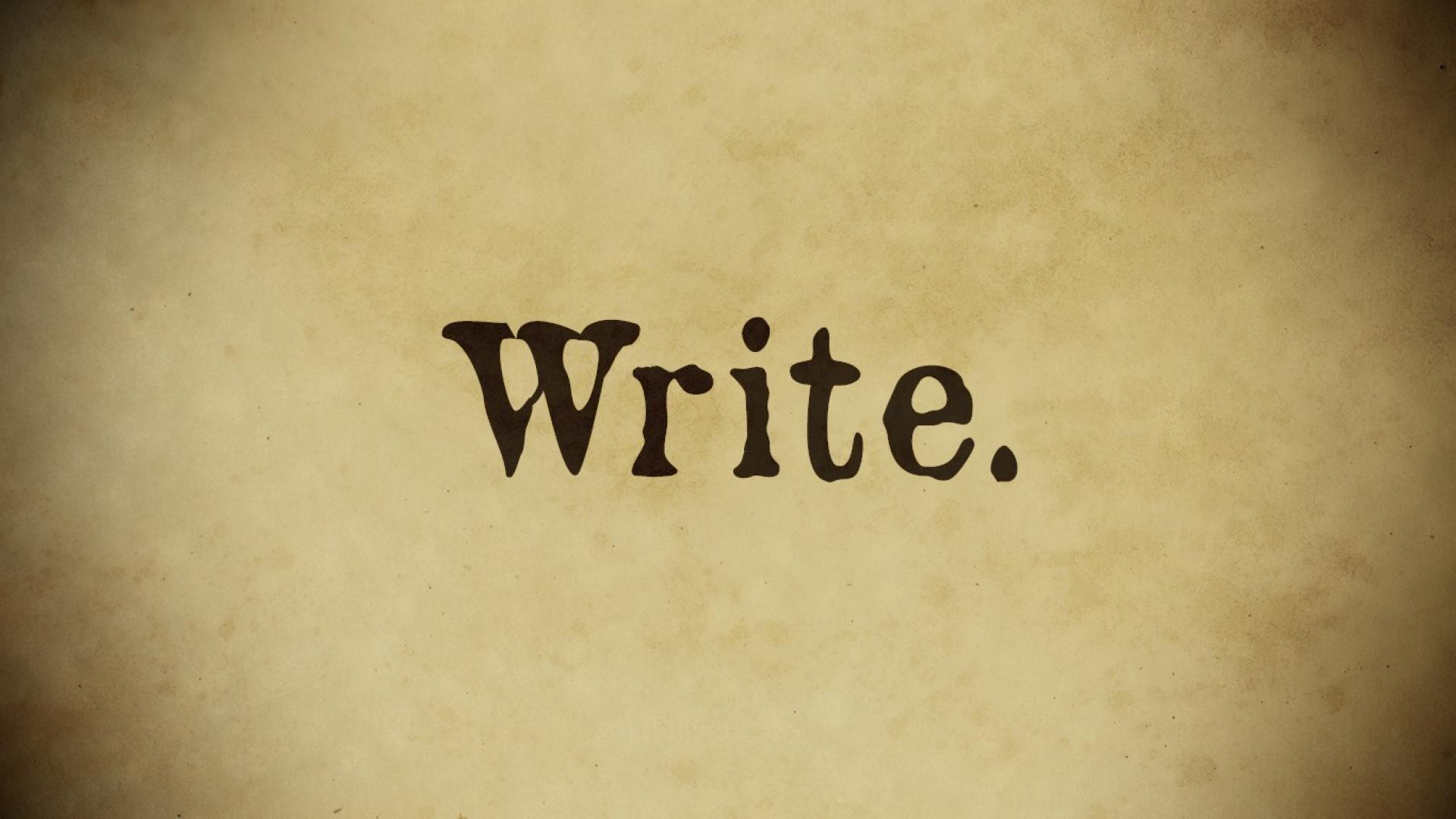 Writers wallpaper
