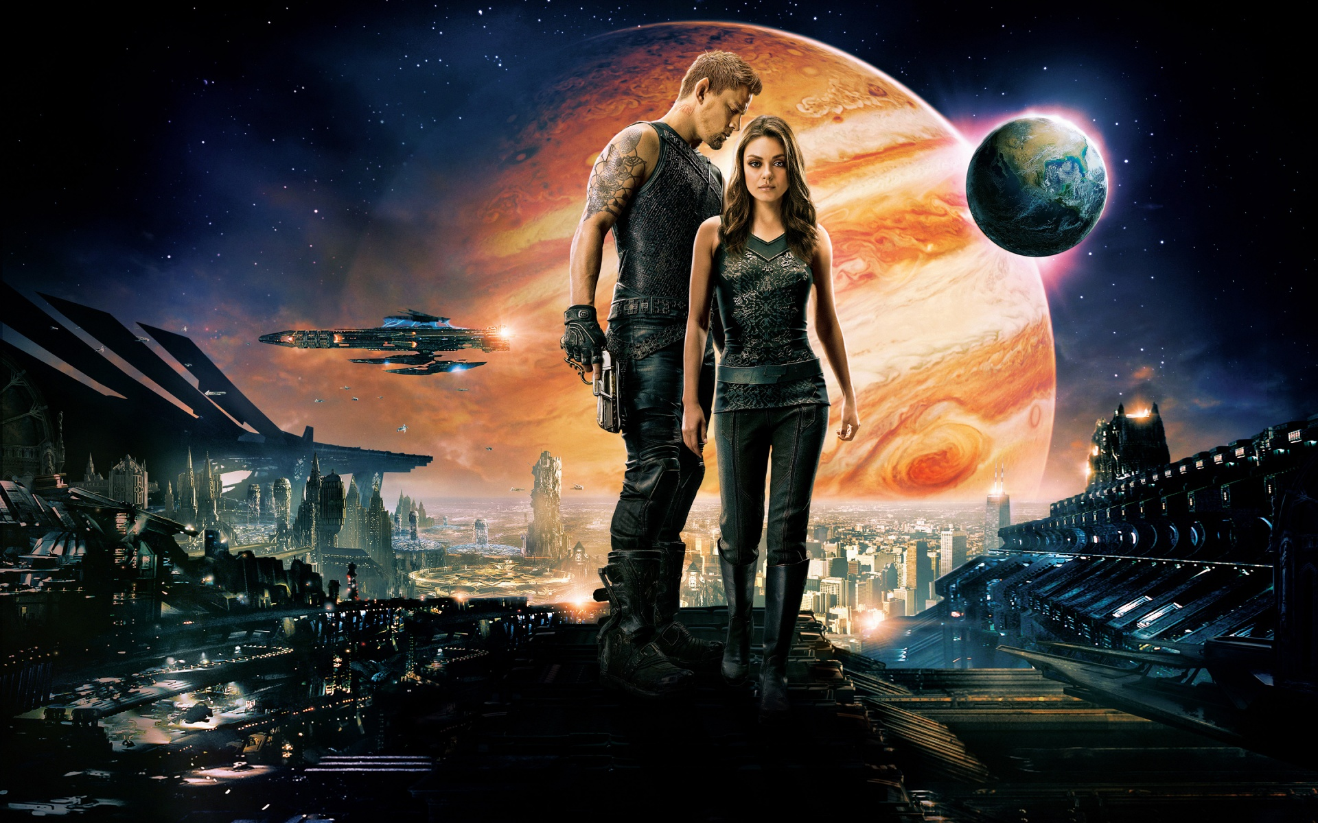 Jupiter Ascending 2015 Movie Wallpapers HD Wallpapers 1920x1200