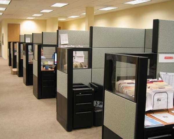 Luxury Office Cubicle Furniture Design Commercial Office Furniture 600x480