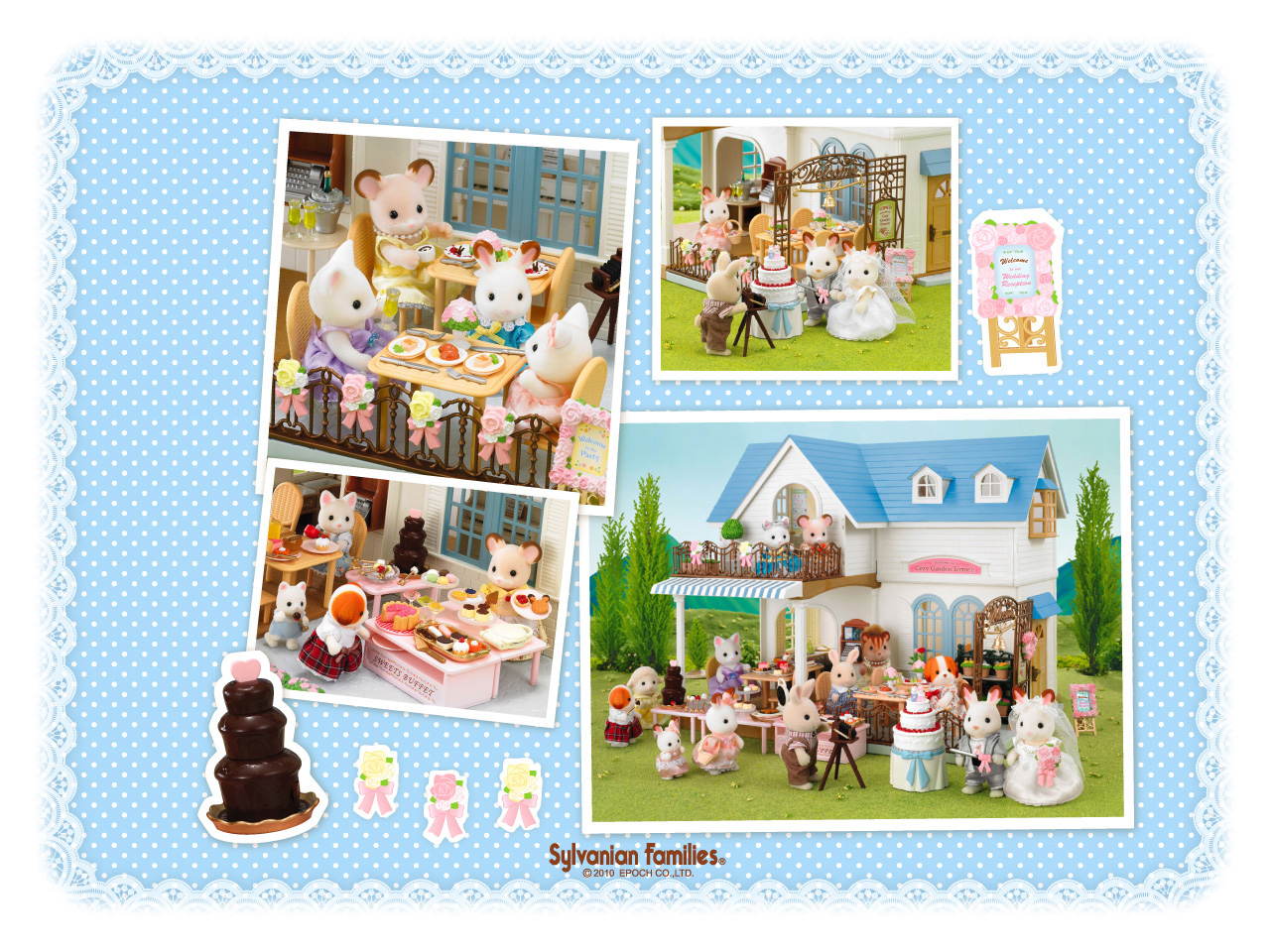 new Sylvanian Families and Calico Critters Community Chat Forum 1280x960