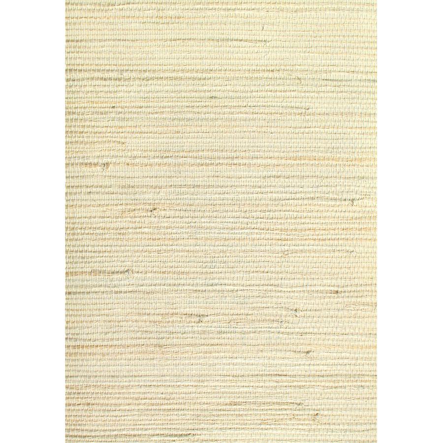 allen roth Beige Textured Grasscloth Wallpaper 900x900