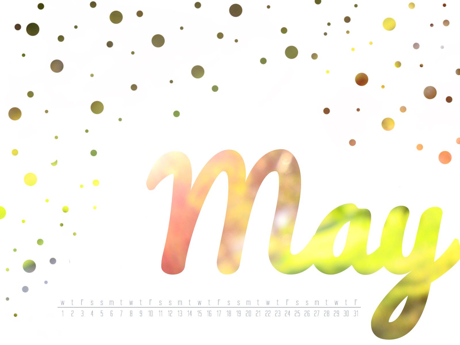 May Desktop Wallpaper   OneThreadThatWinds 1600x1200
