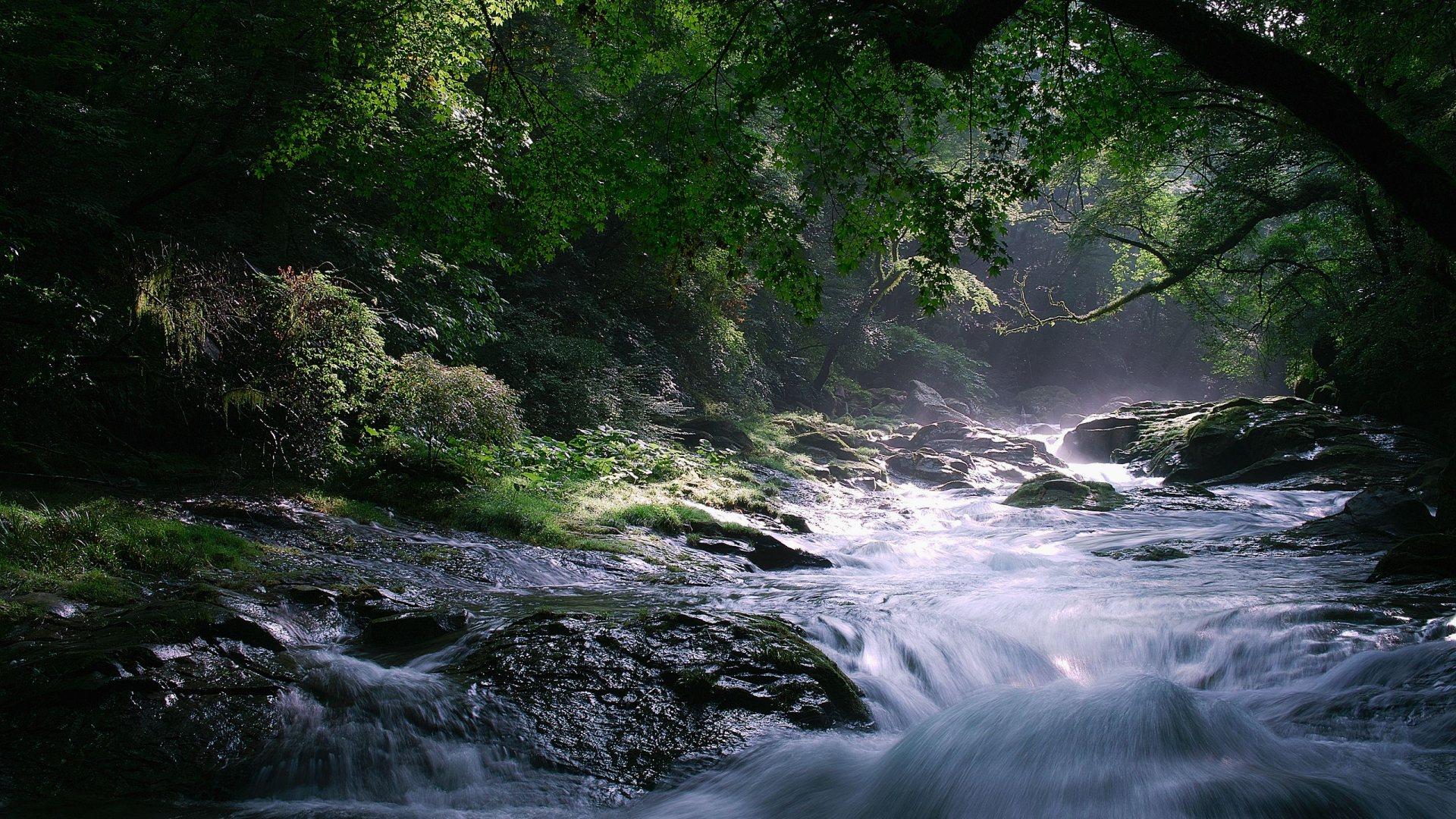 Free Download Desktop Wallpaper Nature Rivers