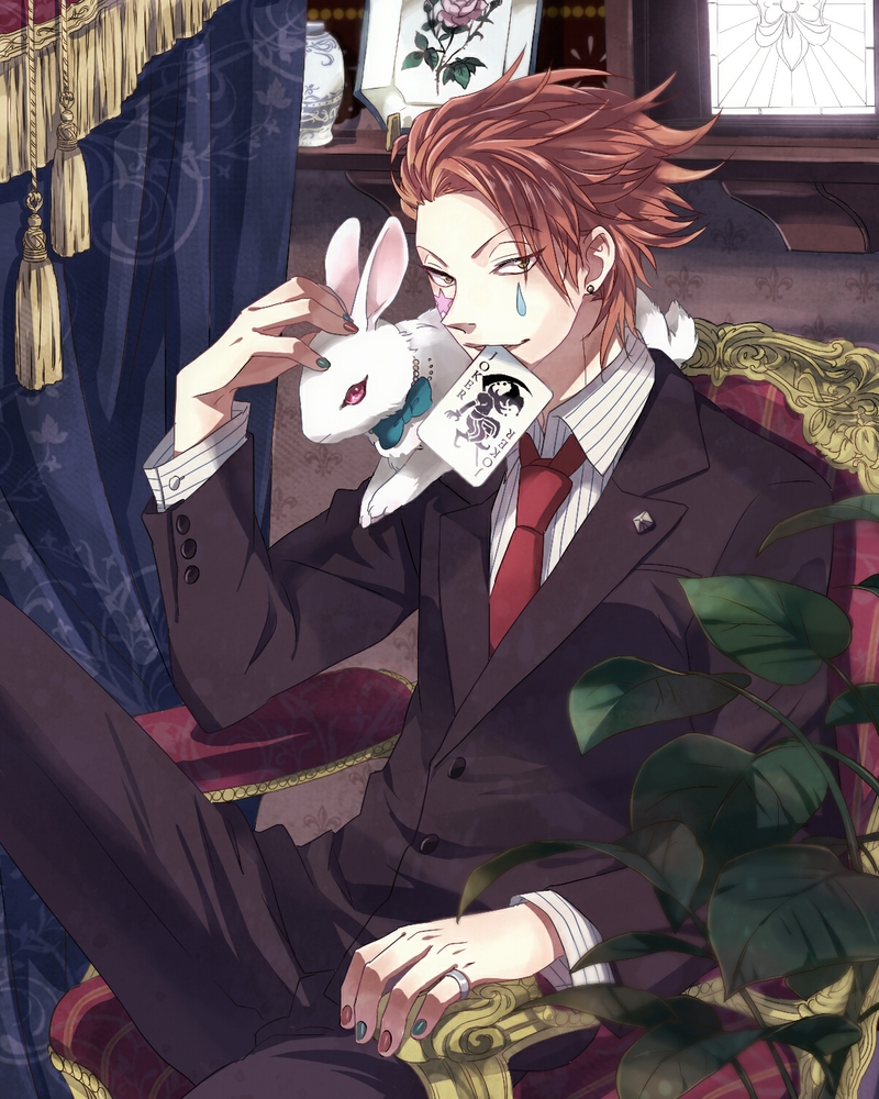 anime boys hunter x hunter 1200x1500 wallpaper Playing Cards Wallpaper 800x1000