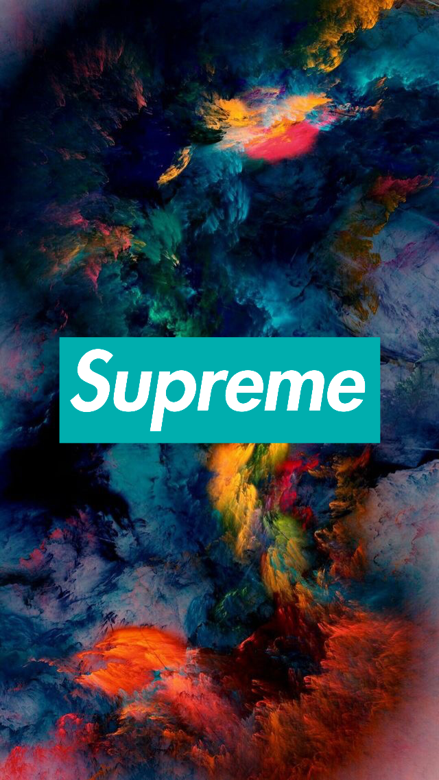 Xist Made CreatedResearch Supreme wallpaper Supreme iphone 640x1136