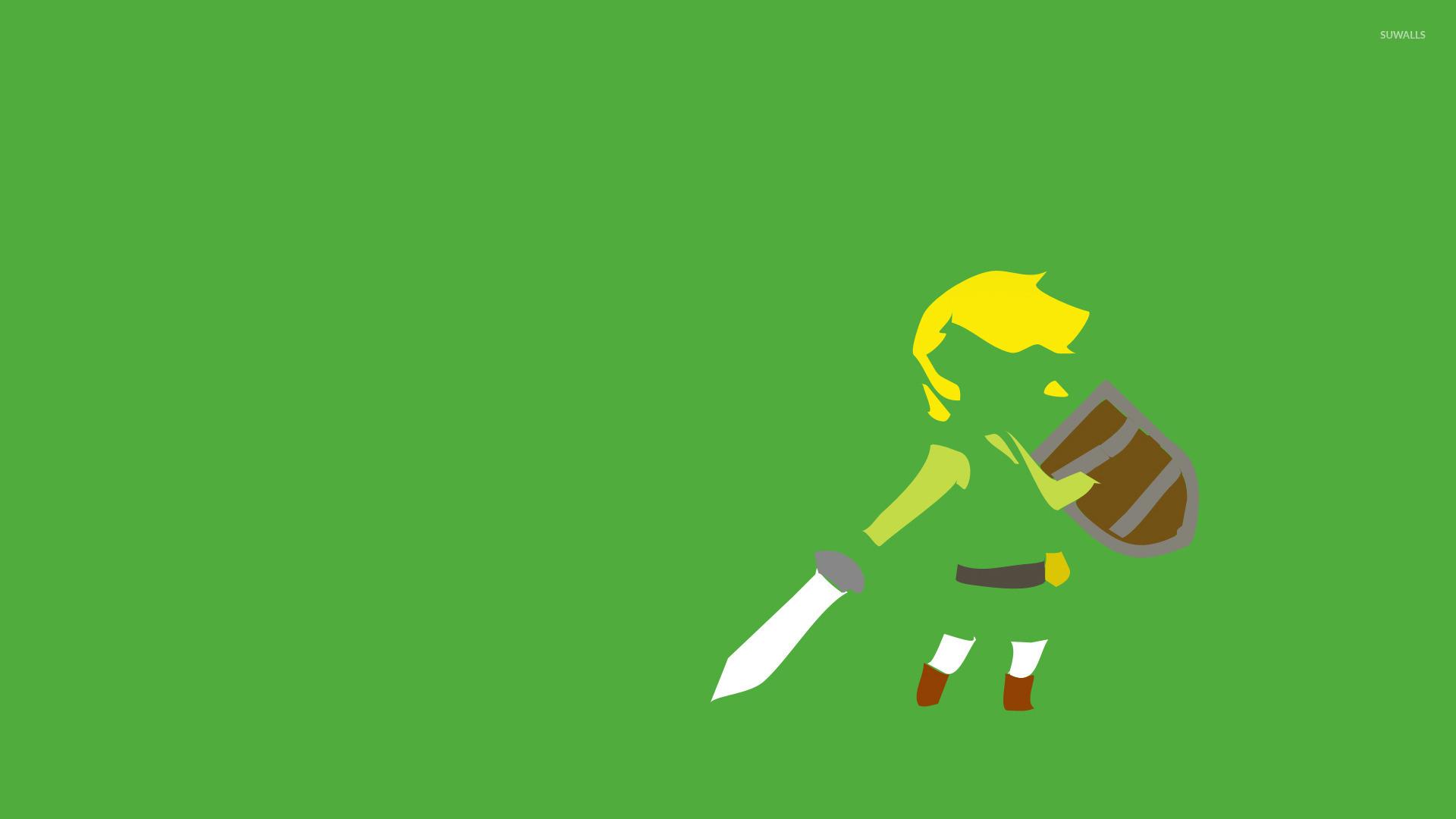 Free Download Link The Legend Of Zelda 2 Wallpaper Game Wallpapers