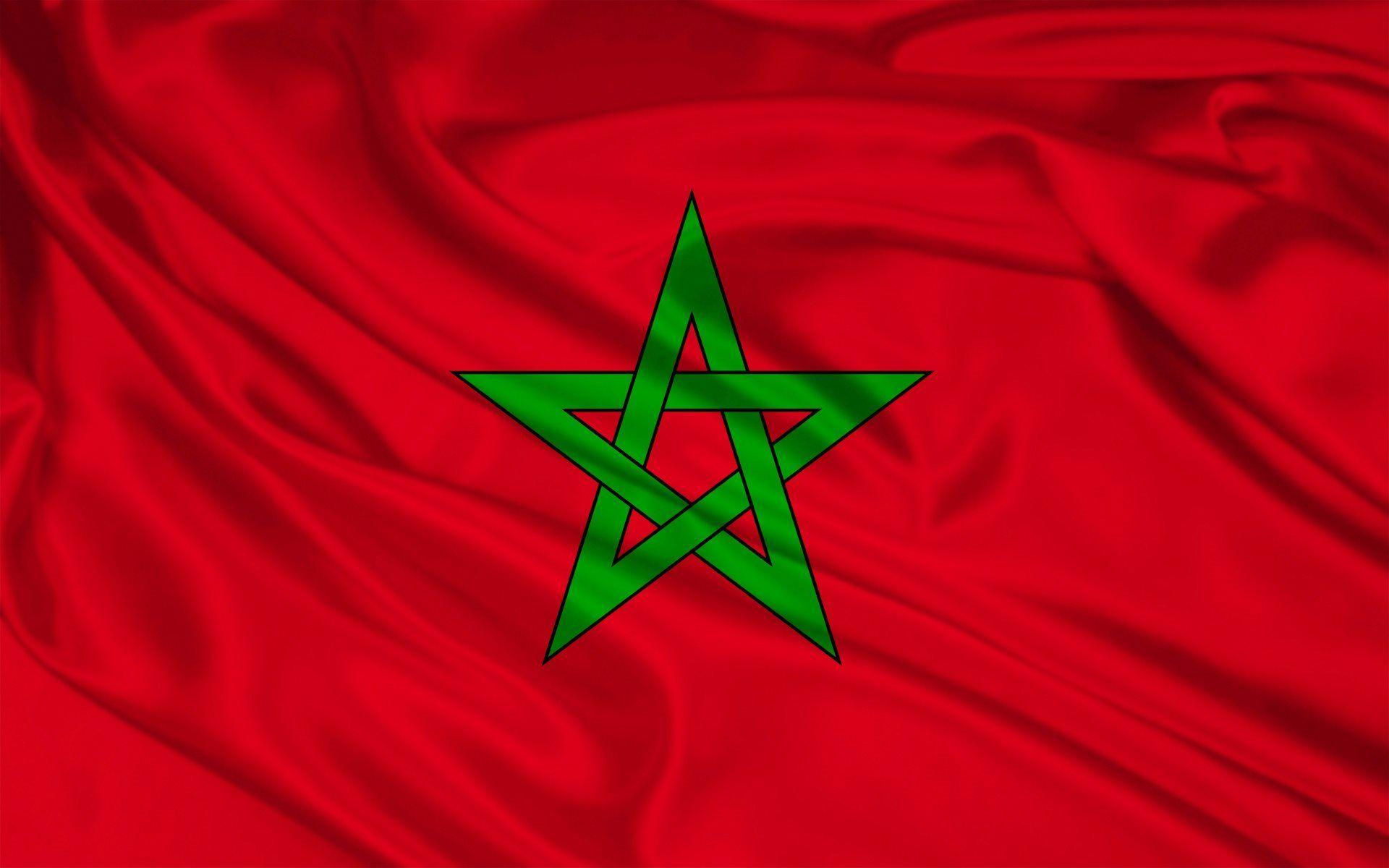 Moroccan flag silk flag of Morocco flags Morocco flag 1920x1200