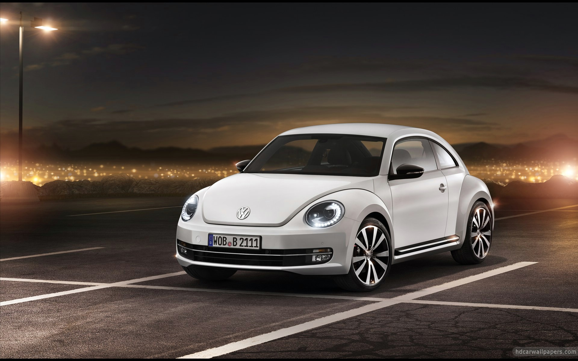2012 Volkswagen Beetle Wallpaper HD Car Wallpapers 1920x1200