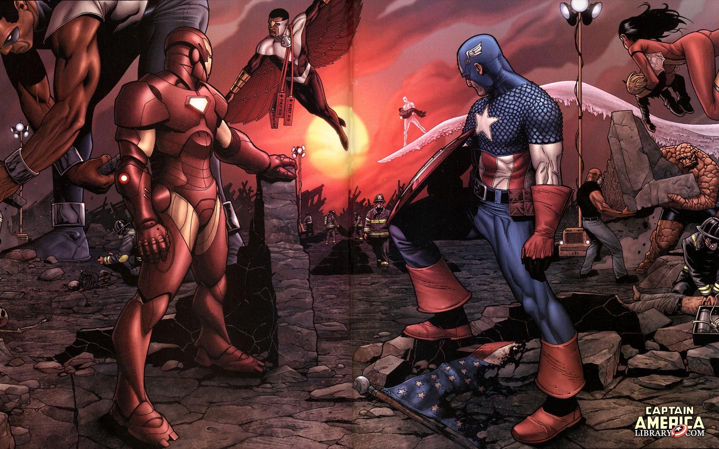 Captain America Wallpapers Image Gallery   HD wallpapers 1080p 1440x900
