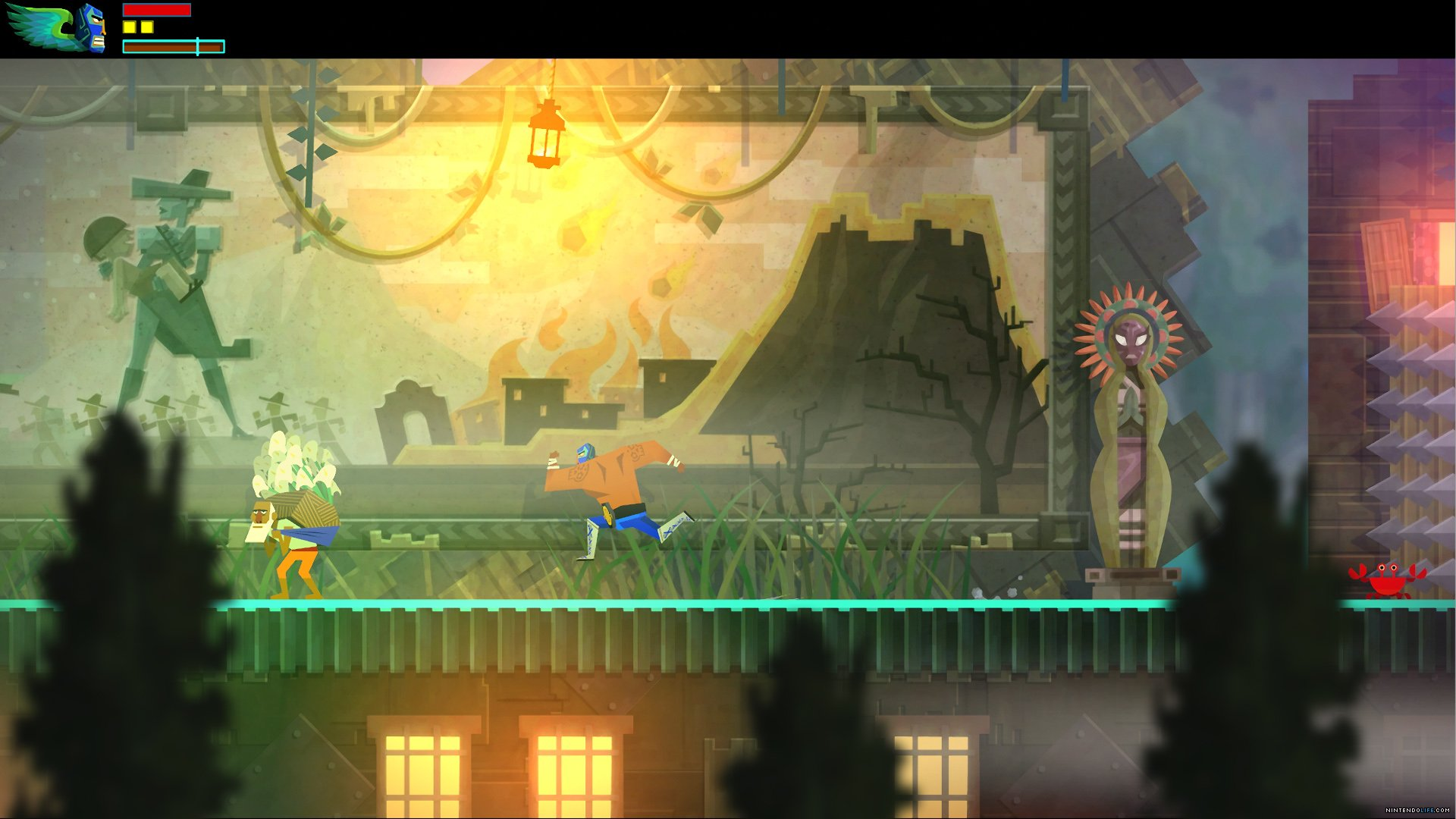 Guacamelee Super Turbo Championship Edition Review Middle Of 1920x1080