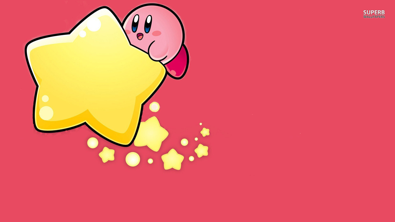 Video Games images Kirby HD wallpaper and background photos 38690745 1600x900