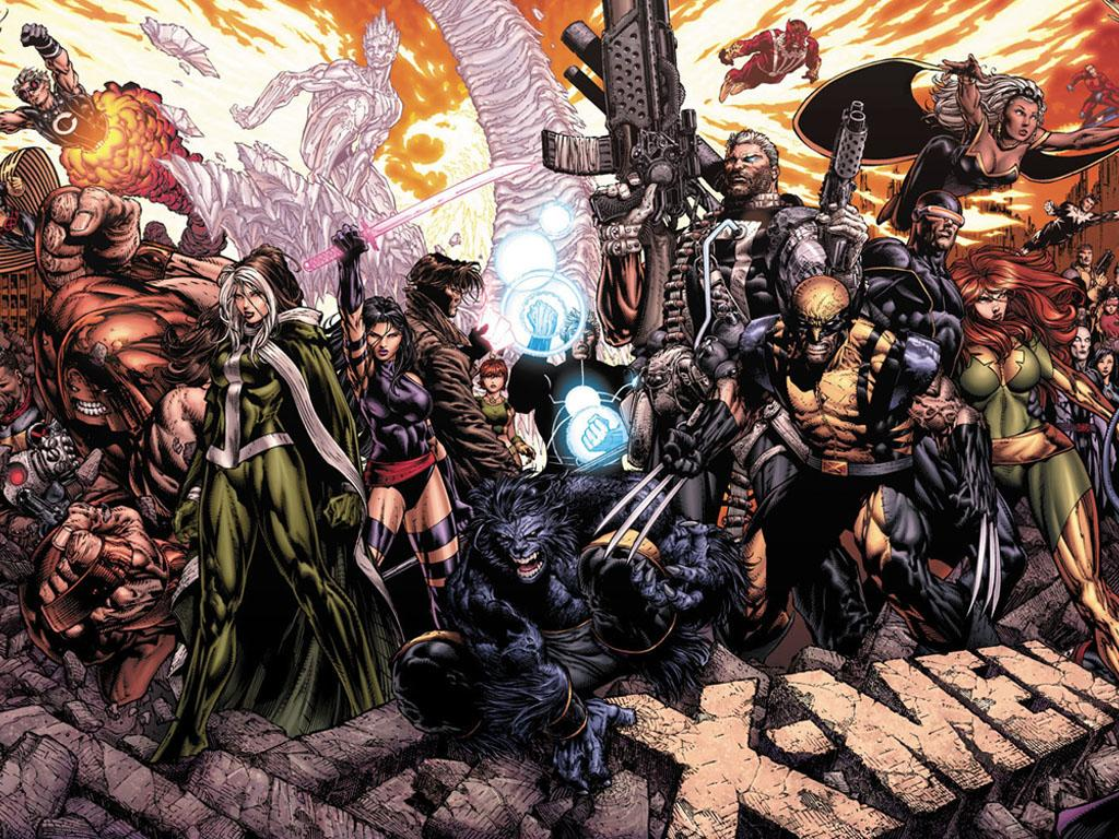757 X Men HD Wallpapers Backgrounds 1024x768