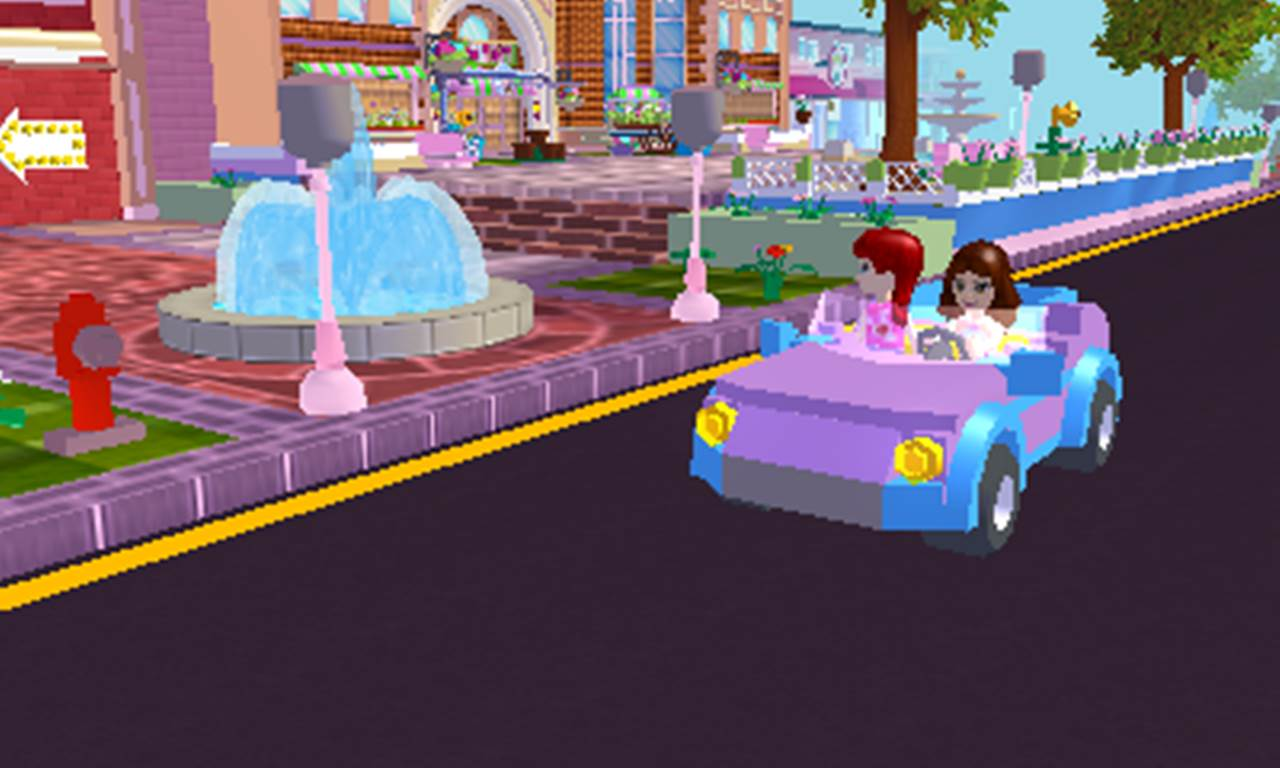 1280x768px Lego Friends Wallpaper Wallpapersafari