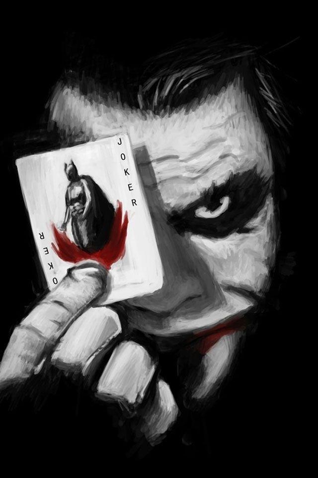 Related Pictures Batman Joker Iphone Wallpaper Hd Download 640x960