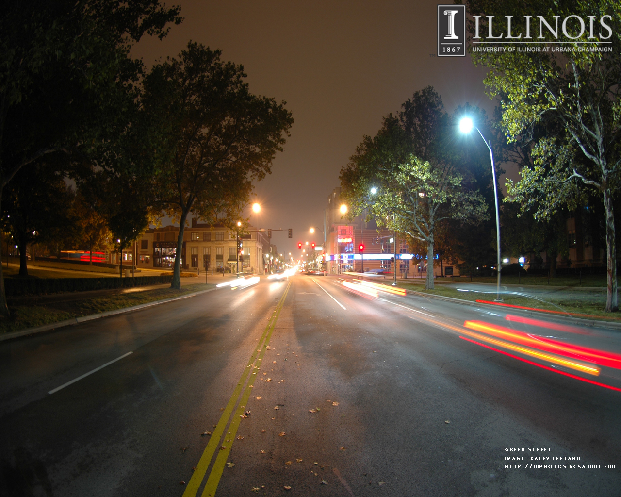 Project A Photographic Record of the University of Illinois 1280x1024