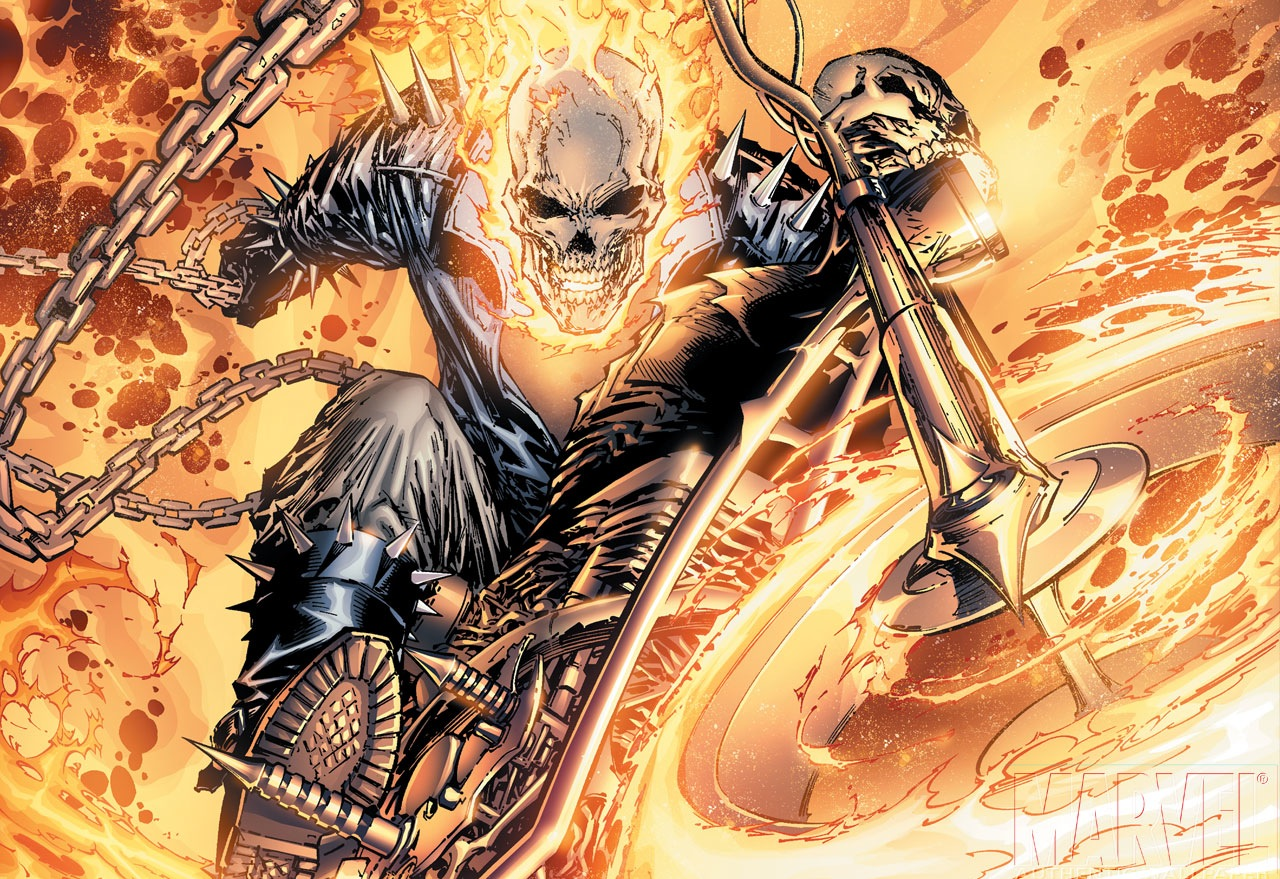 125 Ghost Rider HD Wallpapers Backgrounds 1280x879