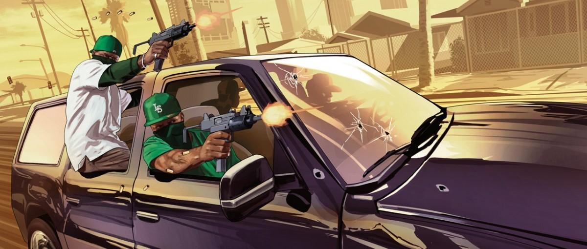 GTA 5 Custom Wallpapers   Cheats GTA 5 Gameplay Videos and Guides 1200x510