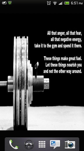 44 Gym Motivation Iphone Wallpaper On Wallpapersafari