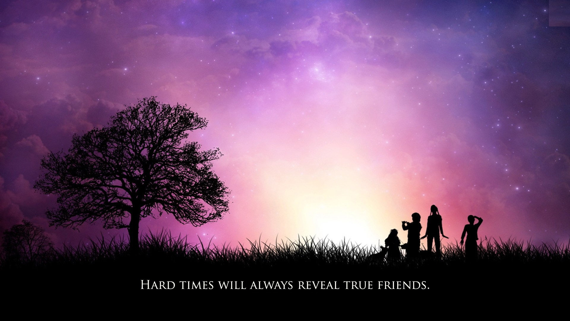 Friendship Quotes HD Wallpaper High Definition 1920x1080