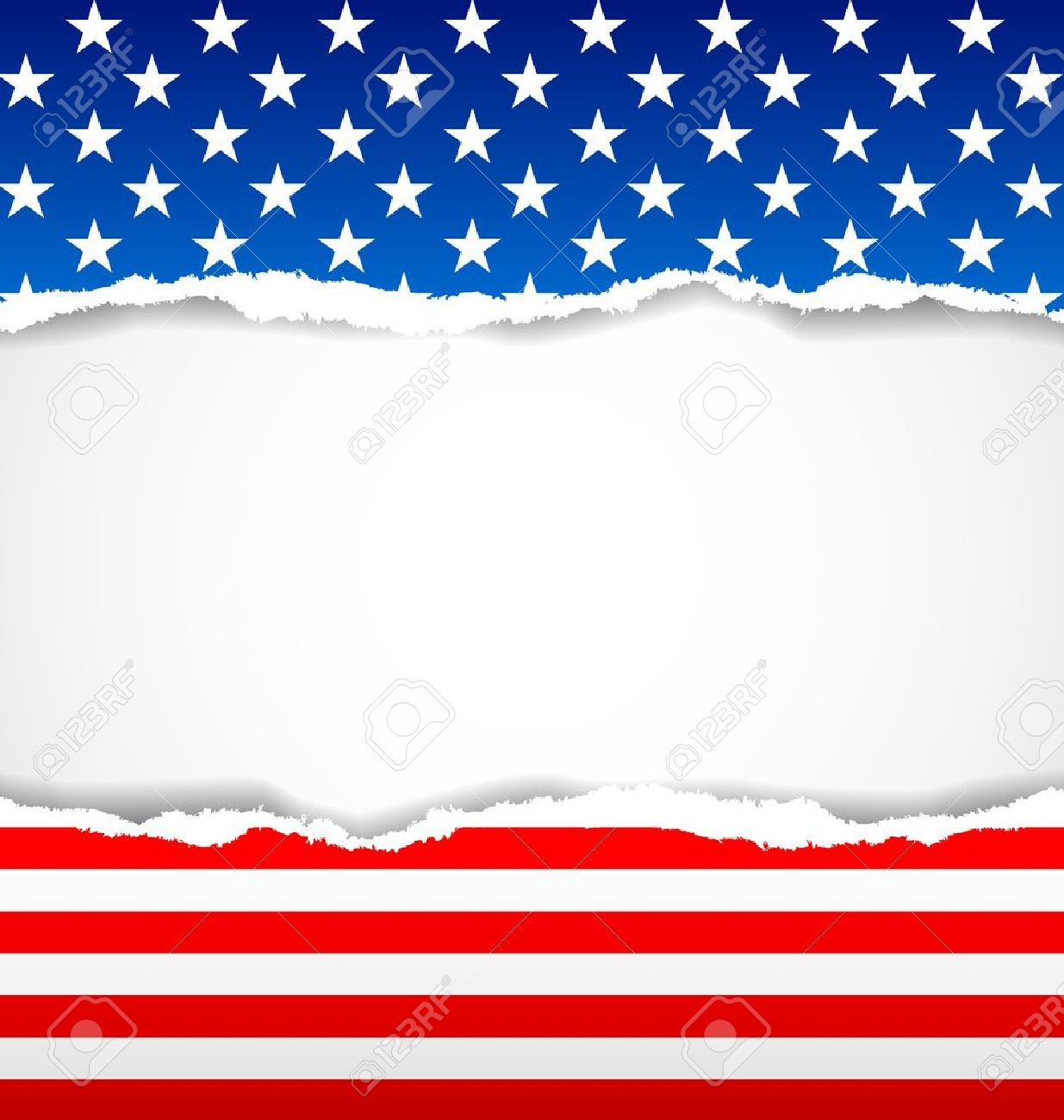 American Document Background Made Of Torn Papers Royalty 1235x1300