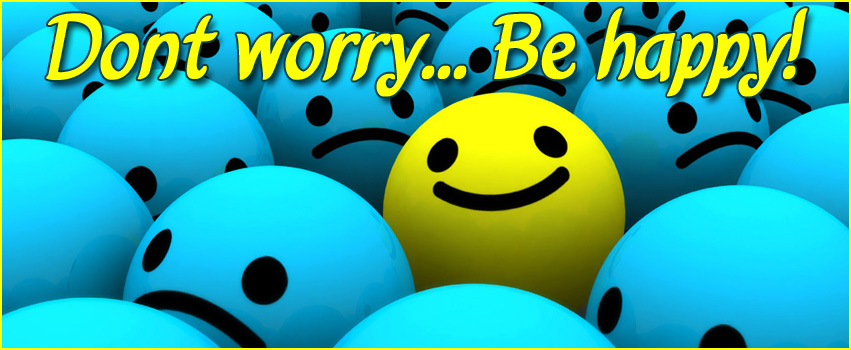 Georgie Does Photoshop Facebook Cover Dont Worry Be Happy 851x350