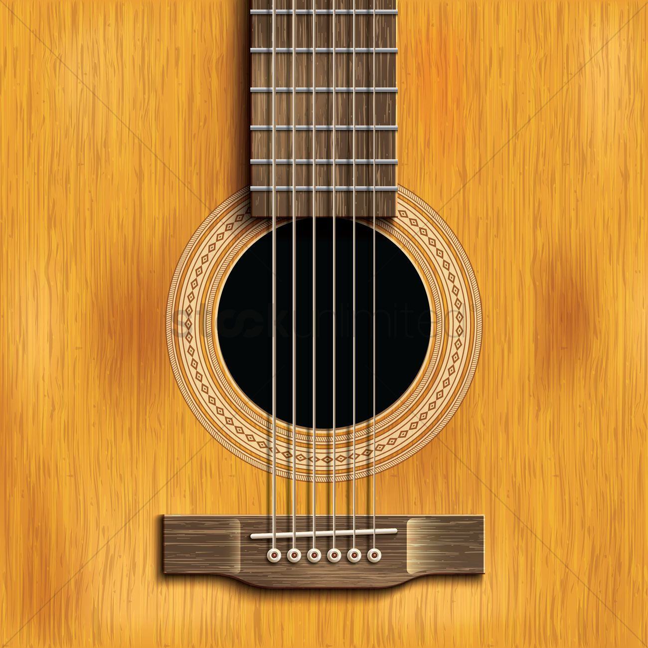 Guitar background Vector Image   1810853 StockUnlimited 1300x1300