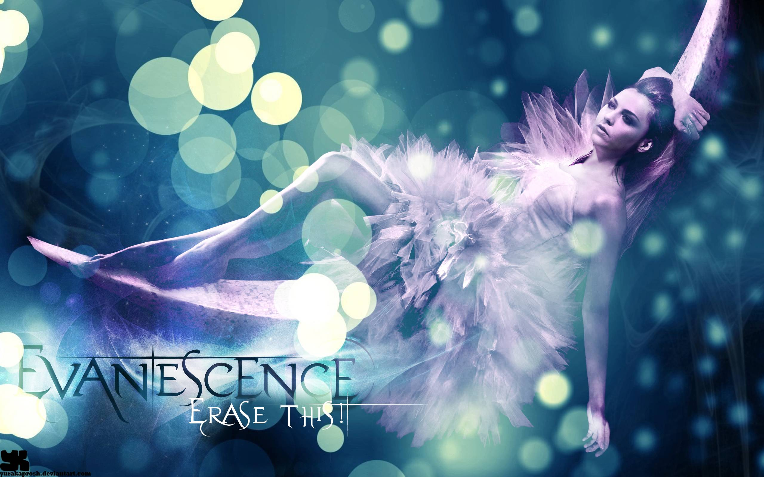 Evanescence 2015 Wallpapers 2560x1600