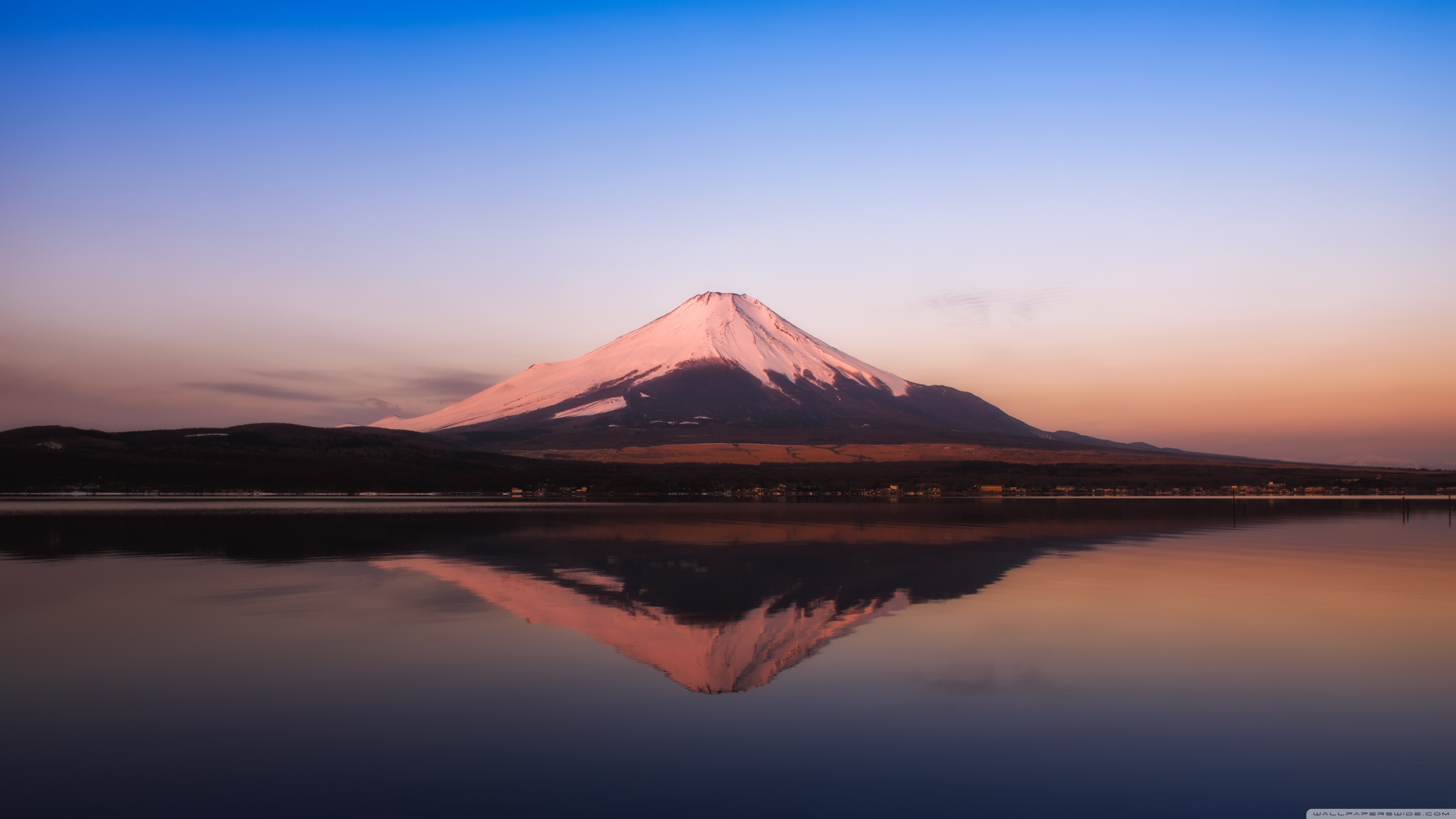 Mount Fuji Wallpapers 4K 3840x2160 WallpapersExpertcom 3840x2160