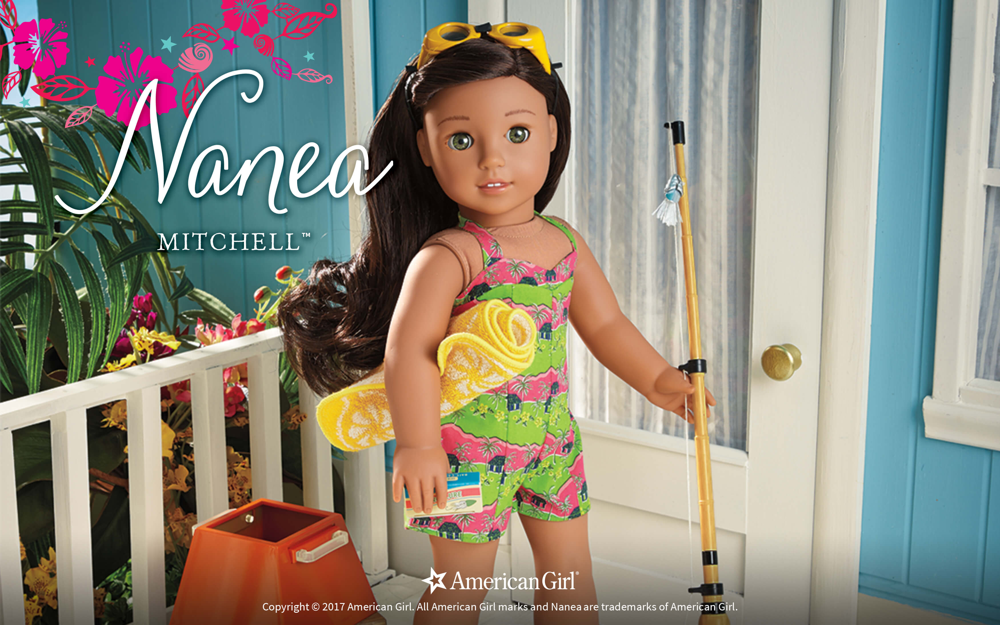 Nanea Mitchell 1941 BeForever Play at American Girl 3500x2188