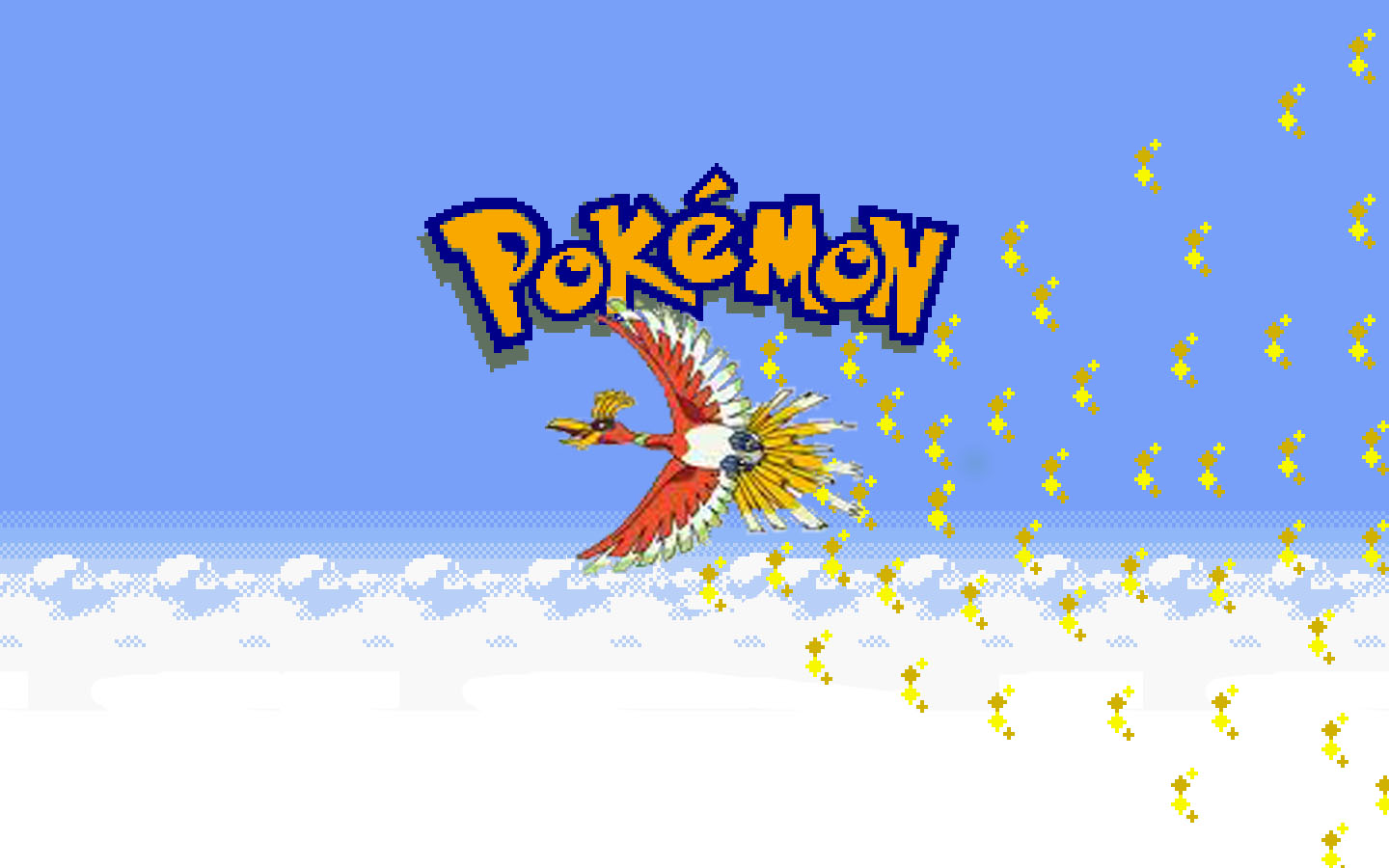 Free Download Pokemon Gold Wallpaper 1440x900 For Your Desktop