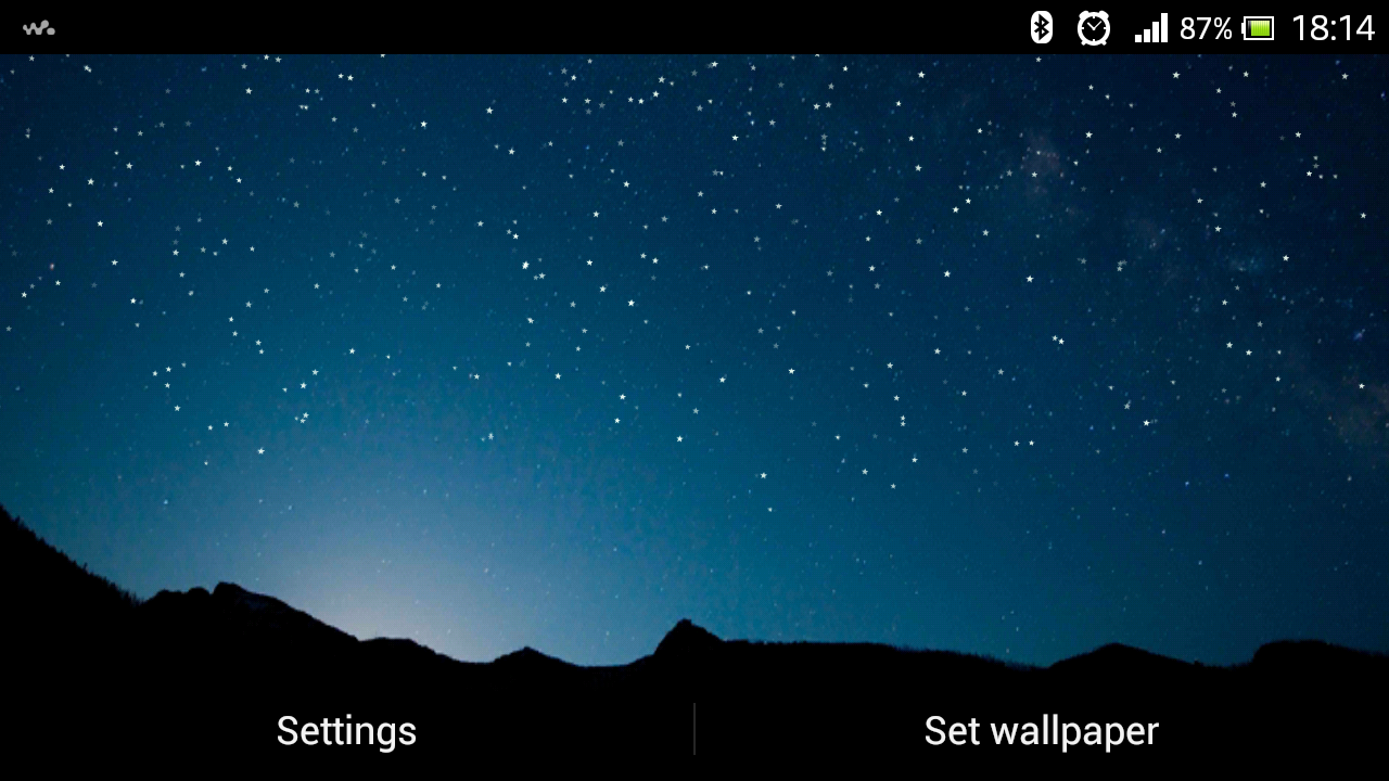 Free Download Shooting Stars Live Wallpaper 10 Apk Download