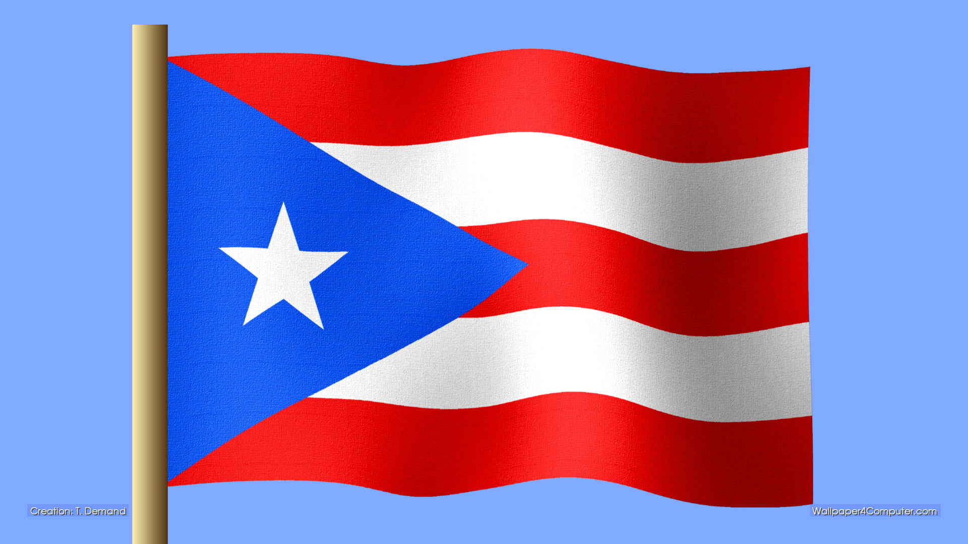 Free Download Puerto Rican Flag Wallpaper Wwwgalleryhipcom The
