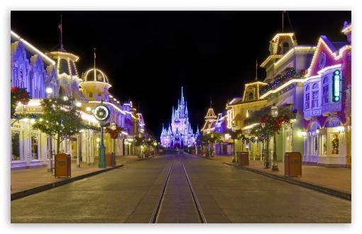 Disney Winter Holidays HD wallpaper for Standard 43 54 Fullscreen 510x330