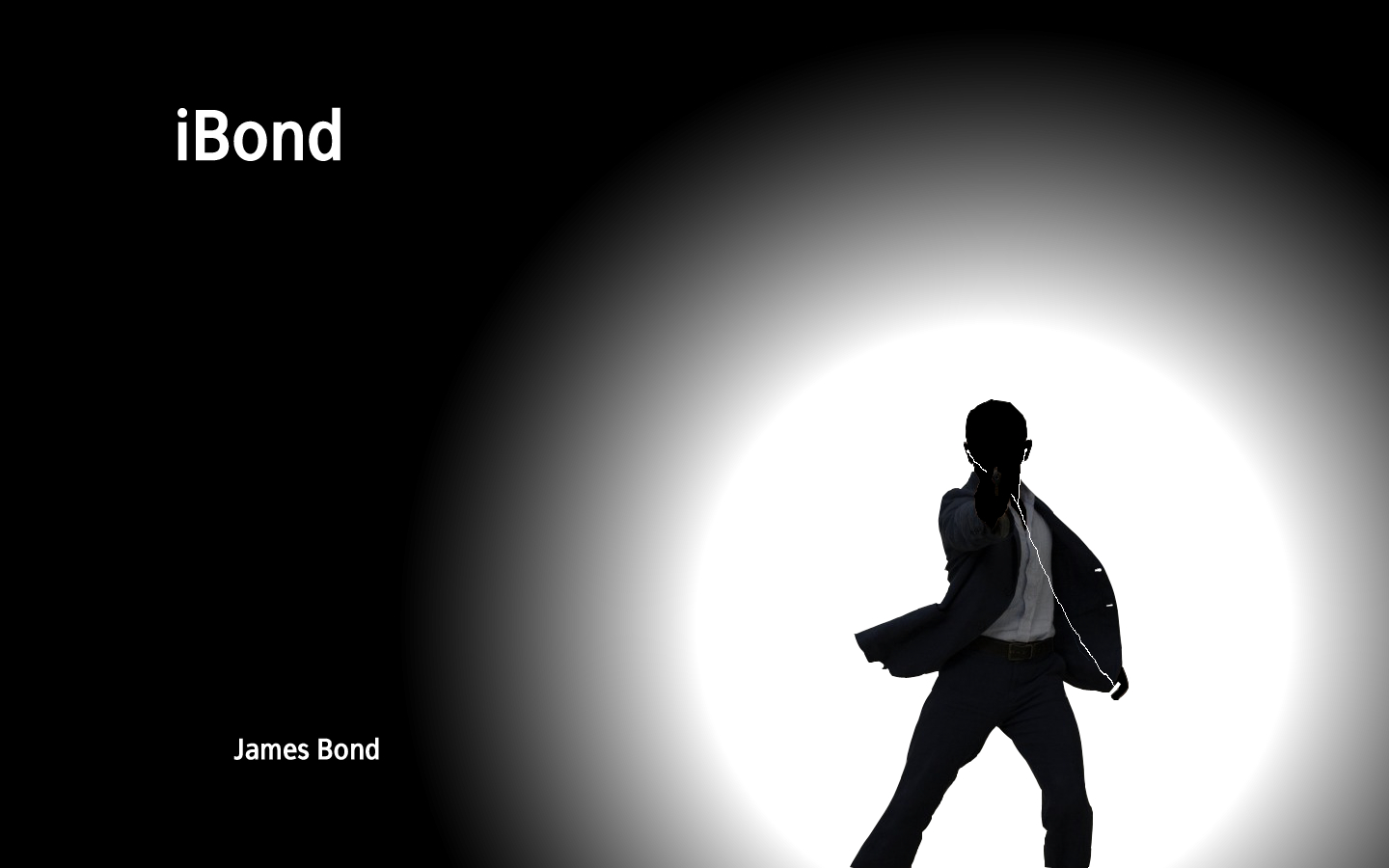 007 background image - Widescreen Wallpaper Downloads James Bond 007 Ipod Style Background