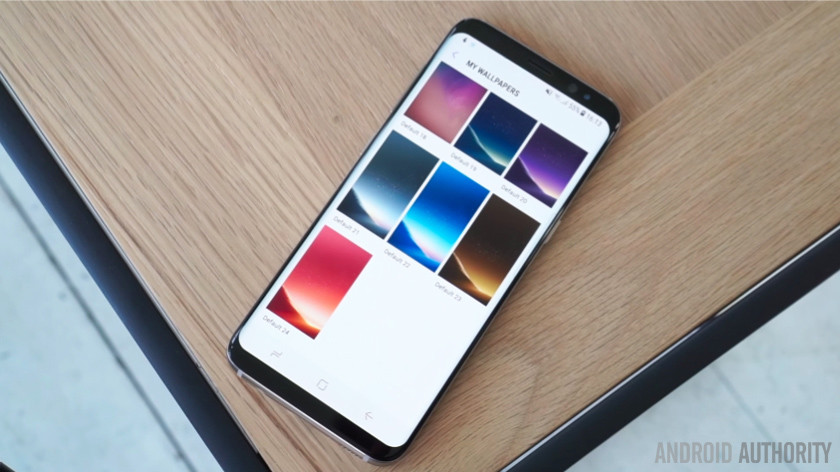 Download the Galaxy S8 wallpapers here download 840x472