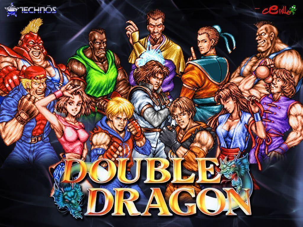 Free Download Double Dragon Wallpapers 1024x768 For Your