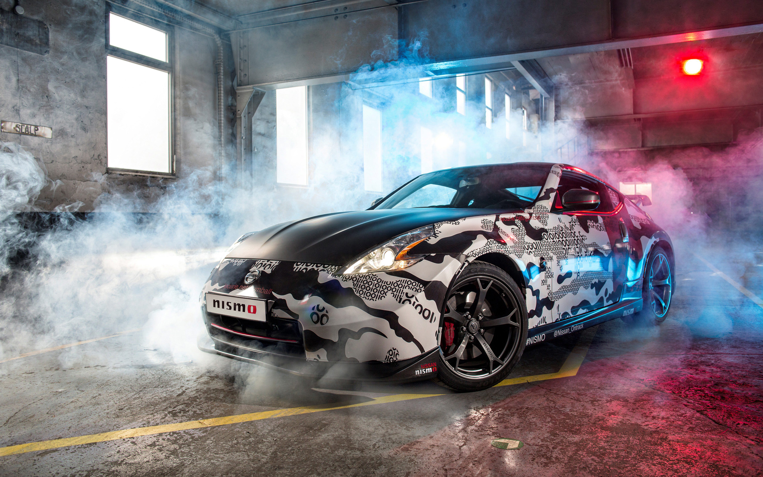 Nissan 370Z NISMO Gumball 3000 Rally 2013 Wallpapers HD Wallpapers 2560x1600