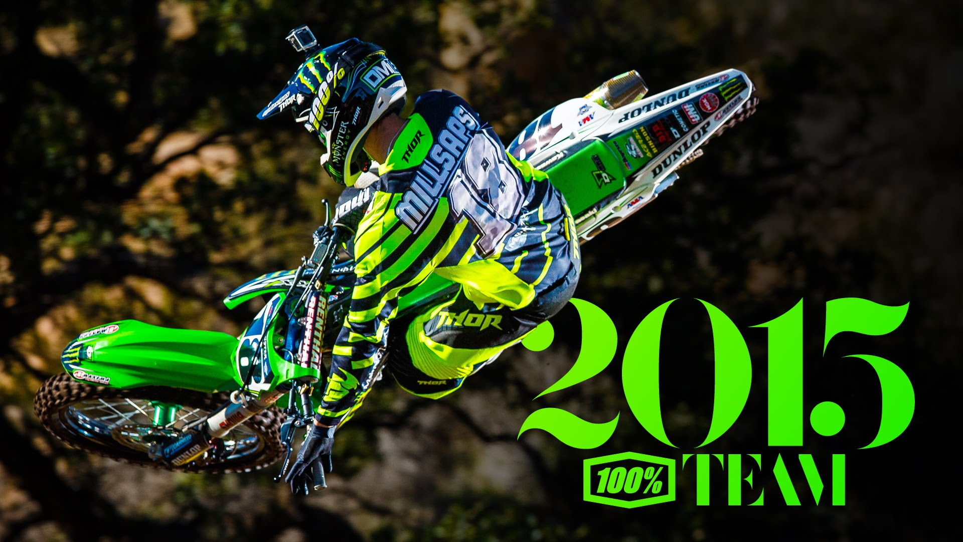 100 team intro 2015 supercross season saturday january 3 2015 1920x1080