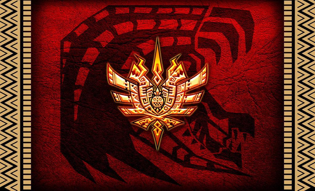 Monster hunter 4 GOA MAGARA Wallpaper Red by Jin of Crimson 1024x621