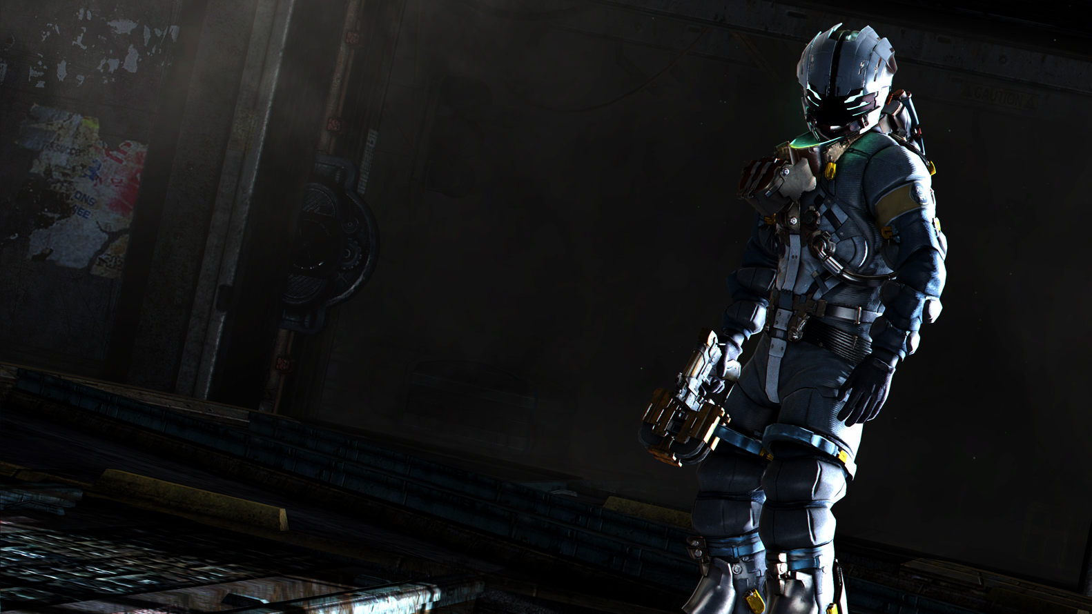 Dead Space 3 2013 Game HD Wallpapers Download Wallpapers in HD 1582x890