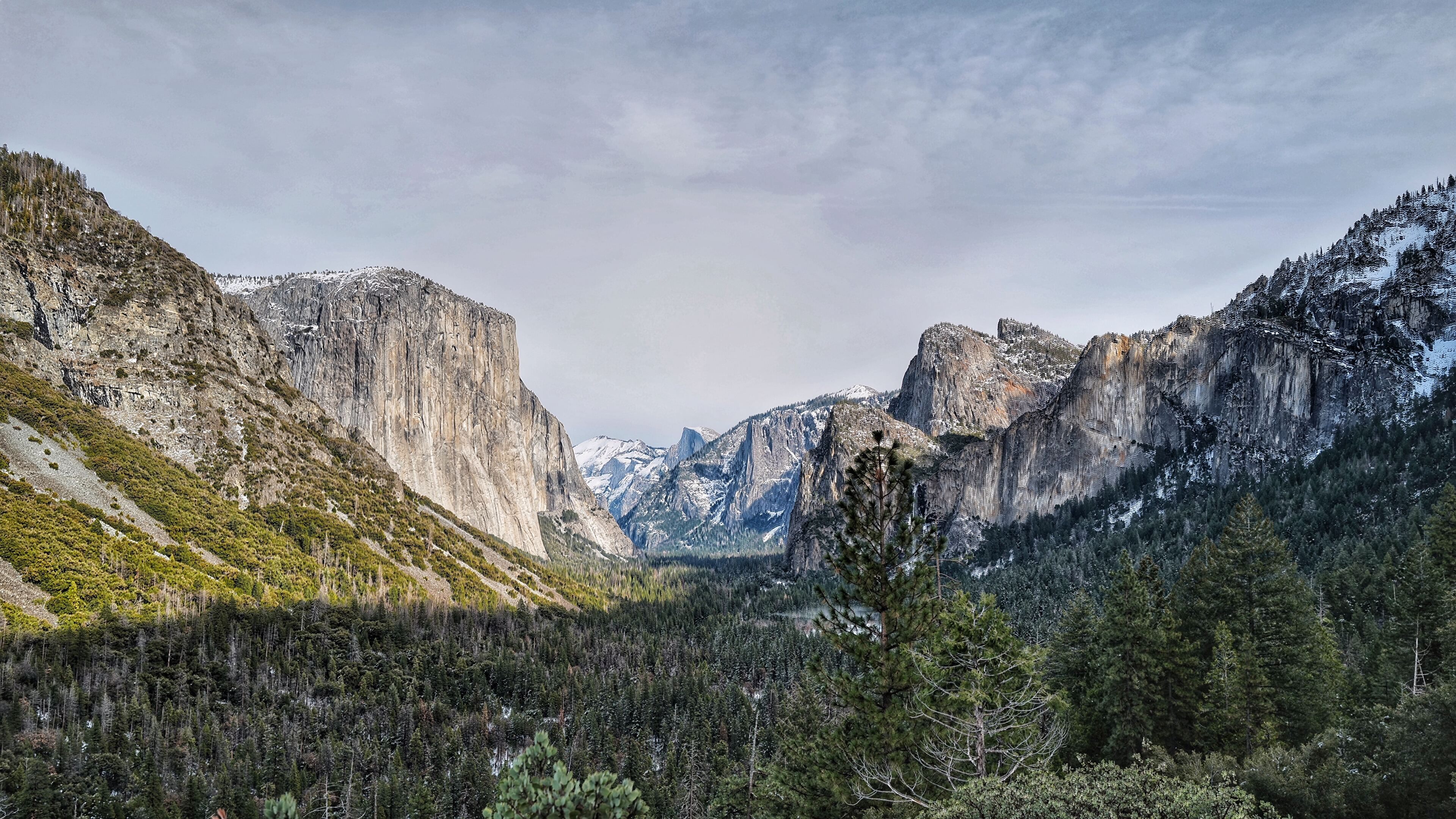 Yosemite 4K wallpapers for your desktop or mobile screen and 3840x2160
