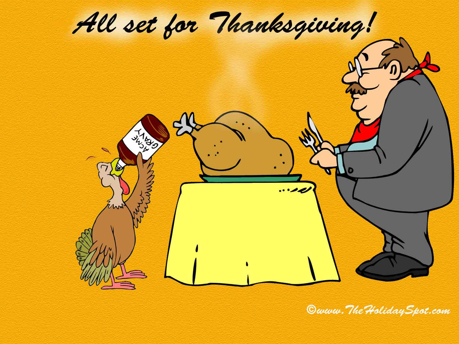 Funny Thanksgiving Wallpapers 1600x1200