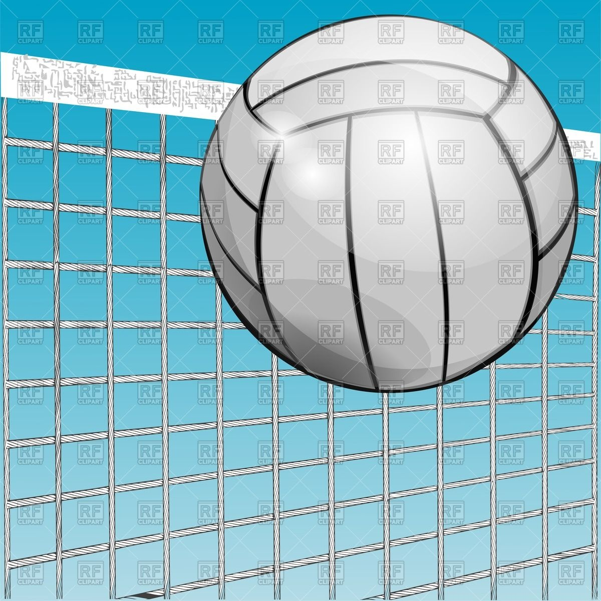 Ball and net   volleyball background Vector Image of Sport and 1200x1200